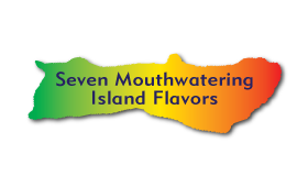 Seven Mouthwatering Island Flavors